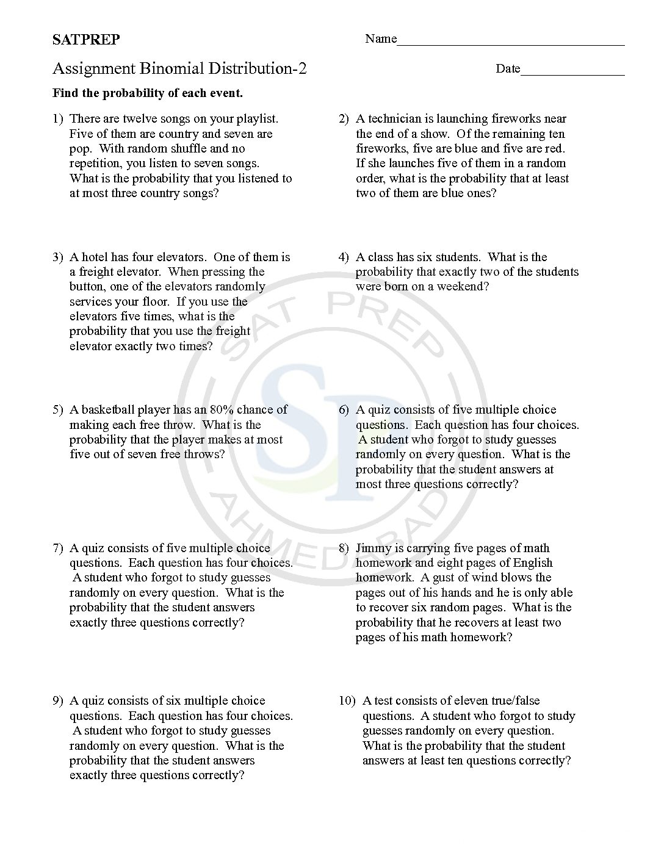 Additional math Archives - SAT PREP